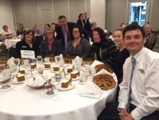WEN luncheon with Maureen Catania