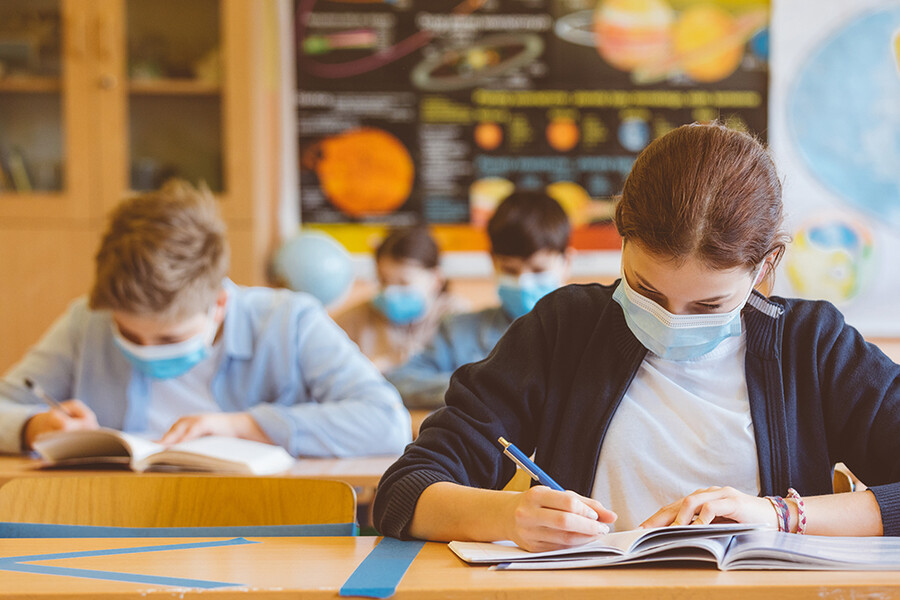 The Facts On Disinfecting Schools
